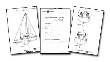 Testberichte zur N 22, Patentschrift