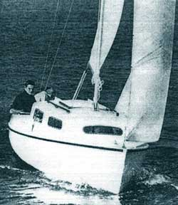 Testbericht Neptun 210 Jollenkreuzer